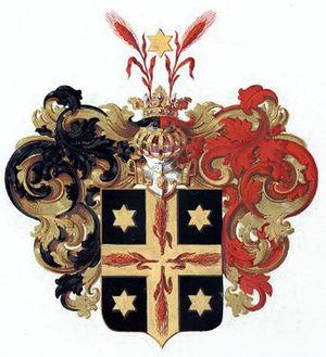 Герб рода Блохиных
