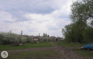 Начало улицы Овражной