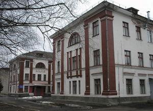 Основной корпус Ртищевской РБ (2007)