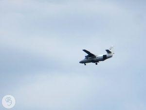 Учебный полёт на Let L-410 Turbolet.JPG