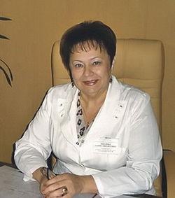 Галина Михайловна Дюкарева