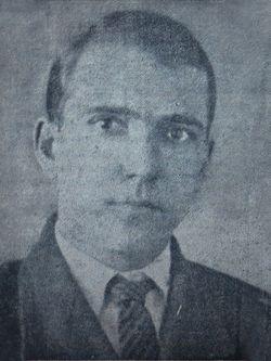 Пётр Максимович Назаров
