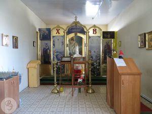 Внутреннее убранство Иверской церкви (2018)