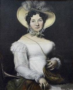 Александра Григорьевна Лаваль