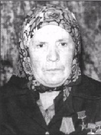 Елизавета Дмитриевна Карпенцева