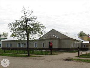 Здание Ртищевского районного суда в г. Ртищево (2014)