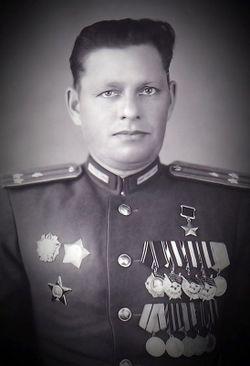 Алексей Захарович Фёдоров