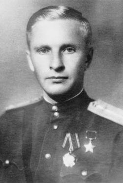 Борис Тихонович Калинкин