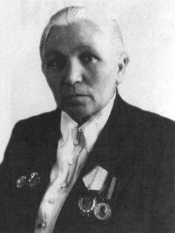 Наталия Прокопьевна Цезарева