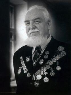 Алексей Фёдорович Белоголовцев