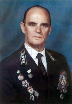 Пётр Георгиевич Суравский