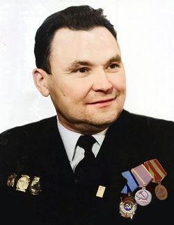 Николай Антонович Громаков