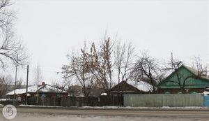 Сохранившиеся частновладельческие дома в начале Железнодорожной улицы
