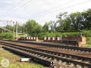Остановочный пункт 665 км (платформа в сторону Пензы и Саратова)