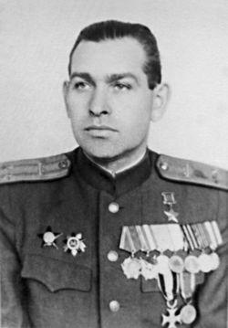 Александр Иванович Левин