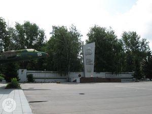 Обелиск Славы и Стена памяти (2012)