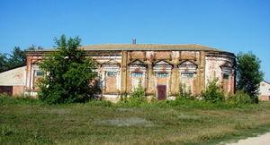 Казанская церковь села Сластуха (2011 год)