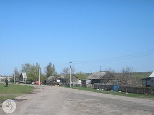 Общий вид улицы Песчаной