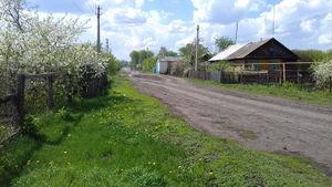 посёлок Правда, Школьная улица (2016 год)