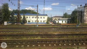 Станция Ртищево-2