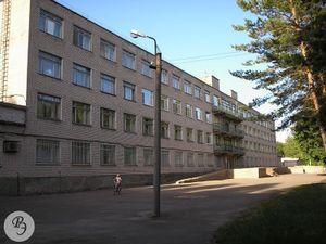 Главный корпус Отделенческой больницы