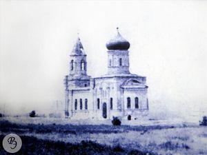 Успенская церковь села Потьма (1961)
