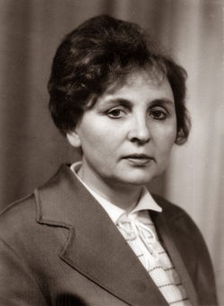 Жаннета Александровна Маркова