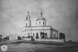 Казанская церковь (нач. XX века) Объект культурного наследия Ртищевского района
