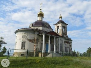 Никольская церковь (2013)Объект культурного наследия Ртищевского района
