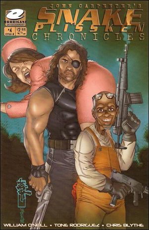 John Carpenter's Snake Plissken Chronicles Vol 1 4.jpg