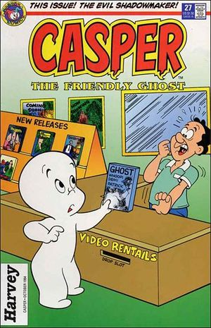 Casper The Friendly Ghost Vol 2 27 - Hey Kids Comics