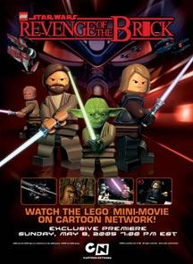 Lego Star Wars Revenge Of The Brick Brickipedia The Lego Wiki