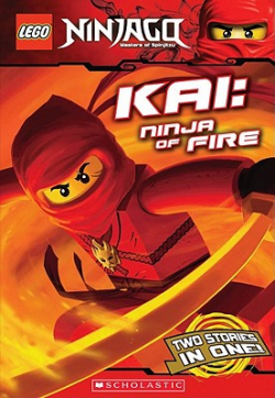 250px-Kai Ninja of Fire Cover.png
