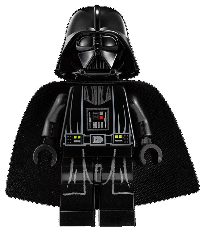 Star Wars NEW LEGO Lando Calrissian 10123 w// CUSTOM NON LEGO CAPE Figure