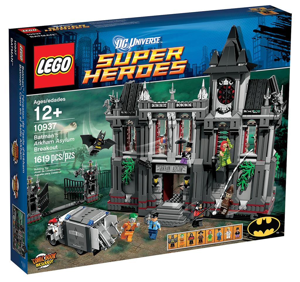 Lips Mask Glasses Batman Set 10937 Harleen Quinzel Flesh Minifig Head LEGO Dr