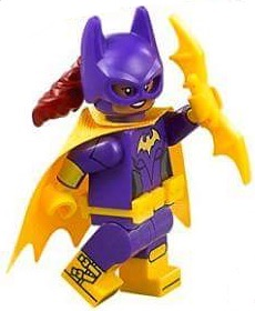 LEGO DC COMICS CLASSIC KILLER MOTH MINIFIGURE 71020 DC SUPERHEROES BATMAN