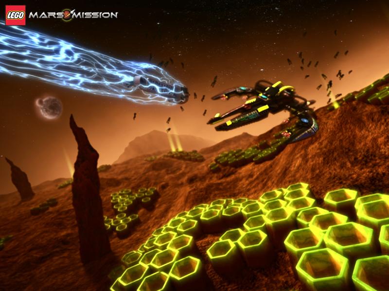 lego games mars mission 2