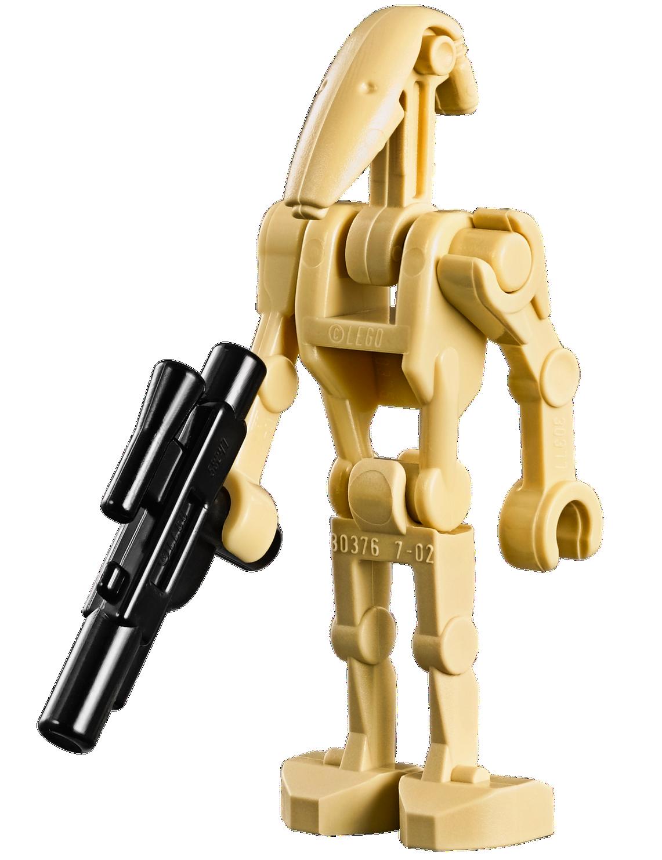 Battle droid - Brickipedia, the LEGO Wiki