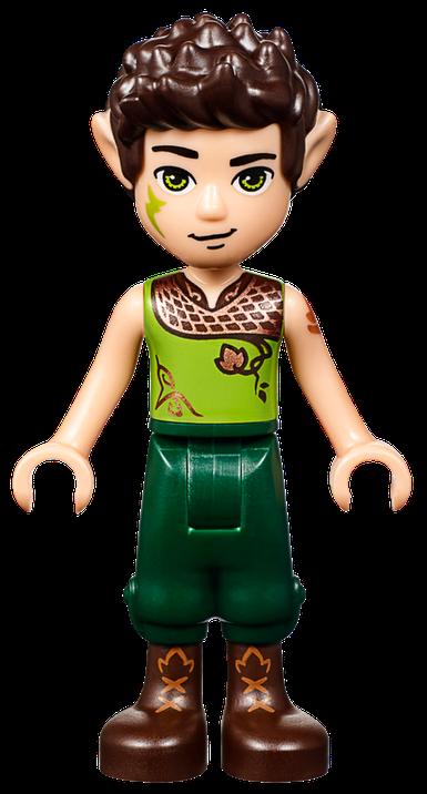 Emily /& Farran Minifigures NEW LOT minifig 3 LEGO Friends Farran Leafshade