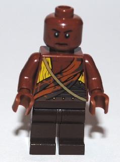 LEGO Prince of Persia Seso Minifigure