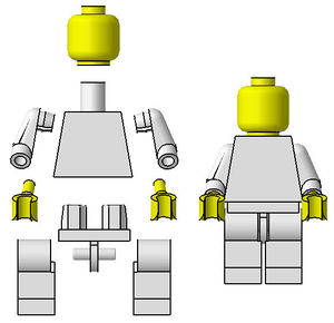 Minifigure - Brickipedia, the LEGO Wiki