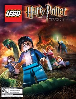 Lego Harry Potter Years 5 7 Brickipedia The Lego Wiki