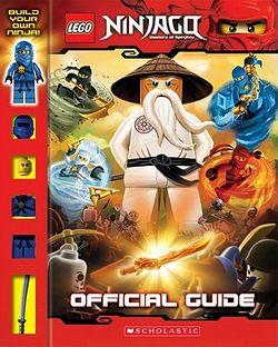 LEGO Ninjago: Official Guide - Brickipedia, the LEGO Wiki