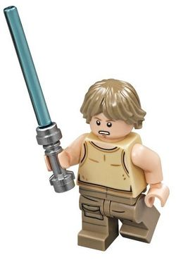 Luke Skywalker Brickipedia The Lego Wiki