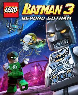 LEGO Batman 3: Beyond Gotham - Brickipedia, the LEGO Wiki