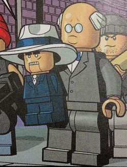 Ventriloquist and Scarface - Brickipedia, the LEGO Wiki