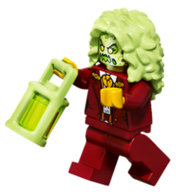 Ms  Santos - Brickipedia, the LEGO Wiki